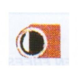 schuurbandjes 9,5 mm K60