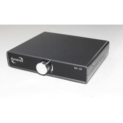 12V stereoversterker 2x15W RMS