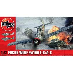 FOCKE WULF FW190 F-8/A-8 1/72