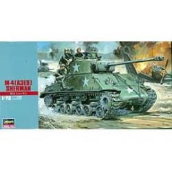 M4A3E8 SHERMAN 1/72
