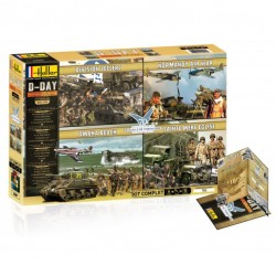 D-DAY COLLECTOR SET 1/72 LIMITED!
