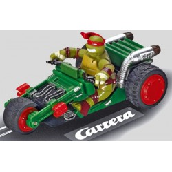 Carrera GO slot car Raphaels Trike 1/43