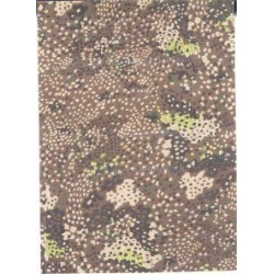 GERMAN CAMOUFLAGE PEA PATTERN