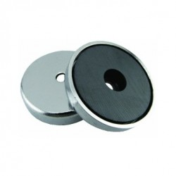 ronde magneet 82x10mm 45kg