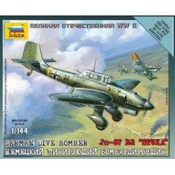 GERMAN JU-87 1/144