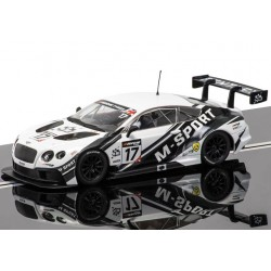 1/32 slotcar Bentley Continental GT3