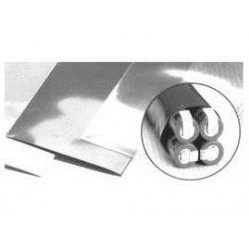 Krimkous 46mm transparant 1mtr.