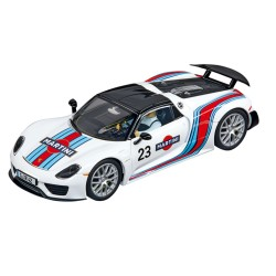 Digitale slotrace auto Porsche 918 1/32