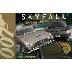 "Racebaan startset ""James Bond skyfall"" 5,32mtr sport-serie"