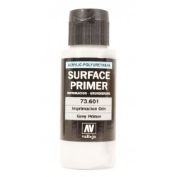 Acrylic surface primer grey 60ml