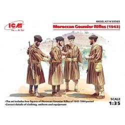 MOROCCAN GOUMIER RIFLES 1943 1/35