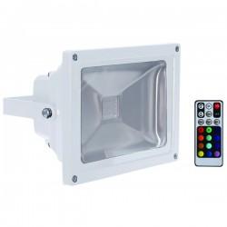 30W RGB buitenlamp wit
