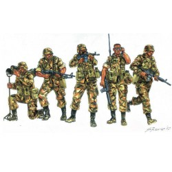 MODERN US SOLDIERS 1/72