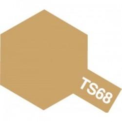 Acryl spuitbus plastics deck tan TS-68 100ml.