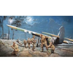 AS.51 HORSA MK.I w/BRITISH PARATROOPS 1/72