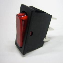 wipschakelaar 250V10A 1XA/U ne R