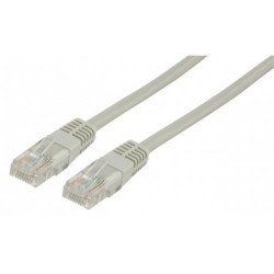 Utp-kabel 3m    grijs