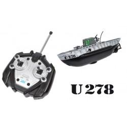 Rc mini onderzeeboot U278