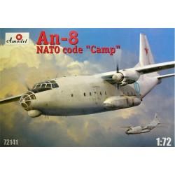 OPRUIMING AMODEL ANTONOV AH-8 1/72