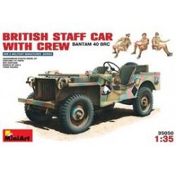 British staff car 1/35