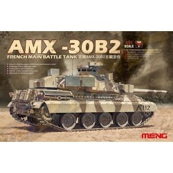 FRENCH BATTLE TANK AMX-30B2 1/35