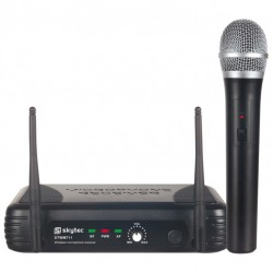 LC draadoze microfoon VHF