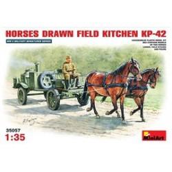 HORSES DRAWN FIELDKITCHEN 1/35