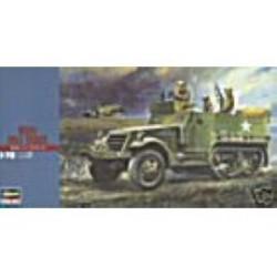 M3A1 HALFTRACK 1/72