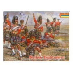 BRITISH HIGHLANDERS 1/72