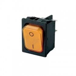Tuimels 250V16A 2XA/U+lamp Or