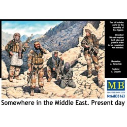 SOMEWHERE IN THE MIDDLE EAST. PRESENT DAY 1/35