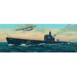 USS GATO SS-212 1941 1/144