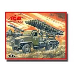 BM-13-16N ROCKETSYST. 1/35