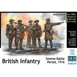 BRITISH INFANTRY 1916 1/35