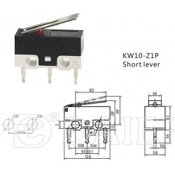 Microswitch ah-71863 roller