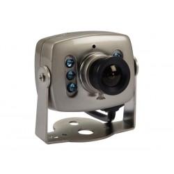 6-12v dc RGB minicamera +audio+IR 92'