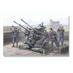 20MM FLAK VIERLING 1/35
