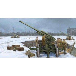 SOVIET 52-K 85MM AIR DEFENSE GUN 1/35