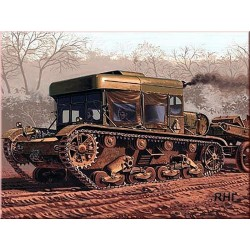 WWII C7P UNIVERSAL TRACTOR 1/35
