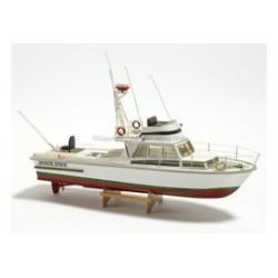 WhiteStar vissersboot 54cm