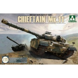 BRITISH MAIN BATTLE CHIEFTAIN MK.11 1/35