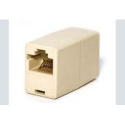 Adapter f-f     rj45. 1 op 8