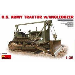 U.S. TRACTOR w/DOZER BLADE 1/35