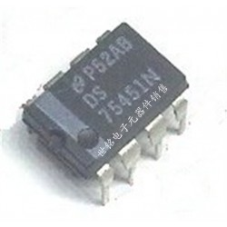 Ds75451n dual nand/nor open coll. dil-8