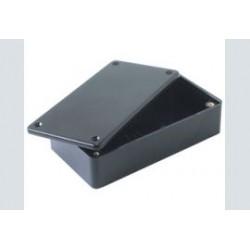 LC poly zwart kastje 85x56x39