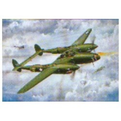 LOCKHEED LIGHTNING  1:72