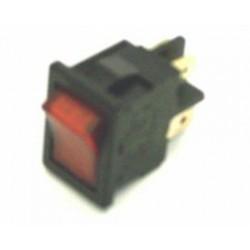 wipschakelaar 2XA/U 250V4Aneon R