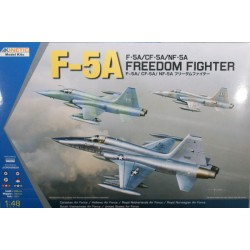 KINETIC F-5A FREEDOM FIGHTER 1/48