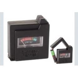 Batterijtester in zakformaat