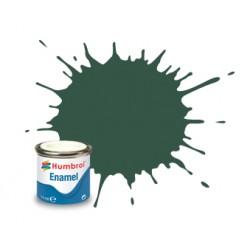 Humbrol Enamel 116 US donker groen 14ml. ( Revell 67)
